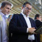 بازدید وزیر صمت از شرکت صنایع امرسان و افتتاح خط تولید محصولات هوشمند